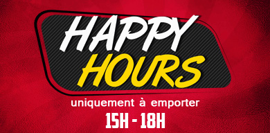 Le royal Bondy Happy hours